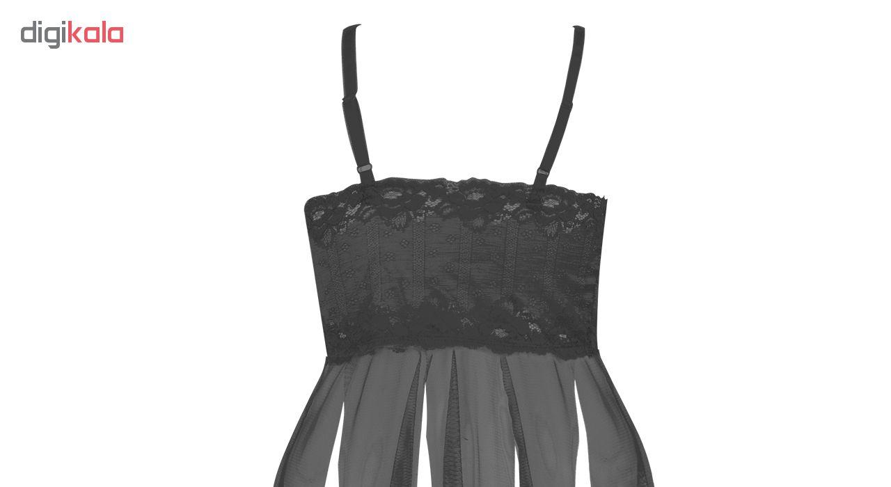 خرید                                      لباس خواب زنانه مدل Black Cherokee