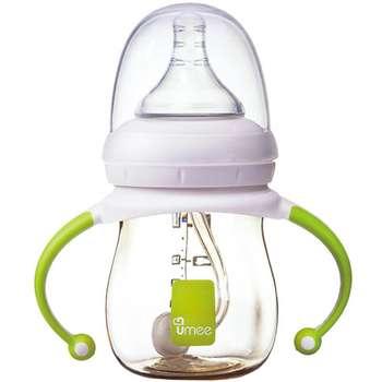 شیشه شیر یومیی مدل N100030 ظرفیت 160 میلی لیتر