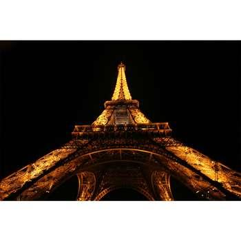 تابلو شاسی سری زیباترین عکس های جهان طرح برج ایفل کد 141