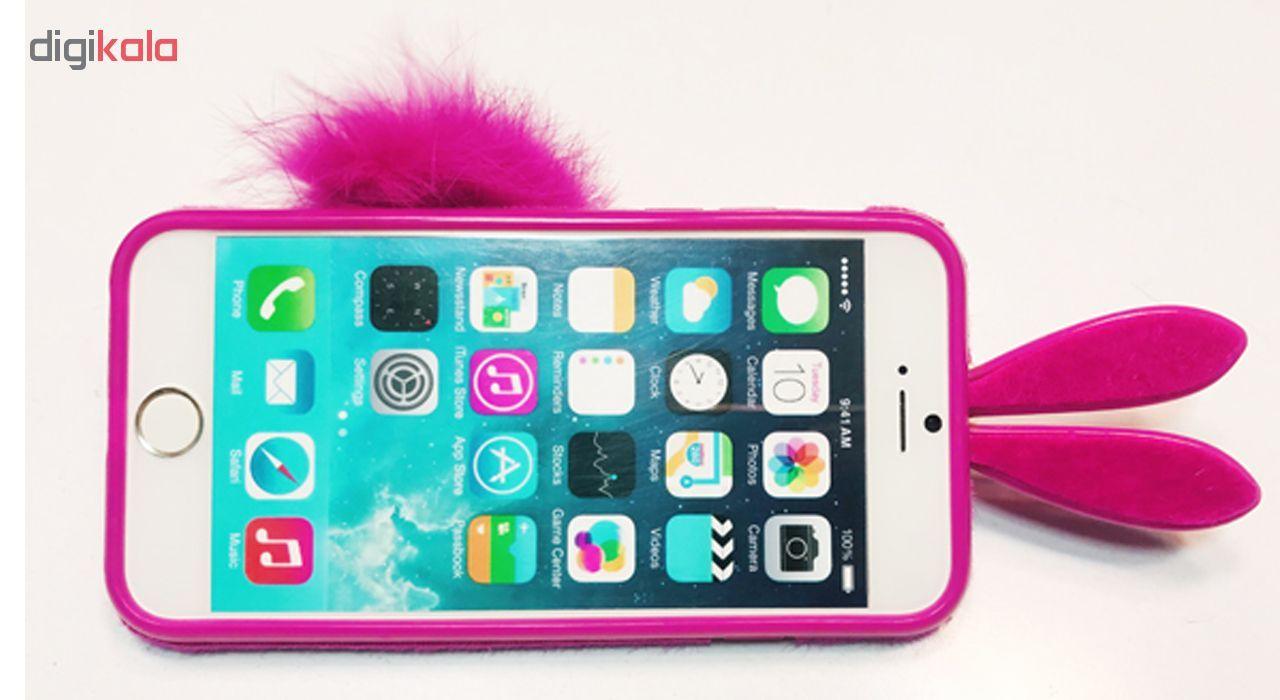 کاور مدل رابیت مناسب برای گوشی موبایل آیفون 6/6S main 1 3