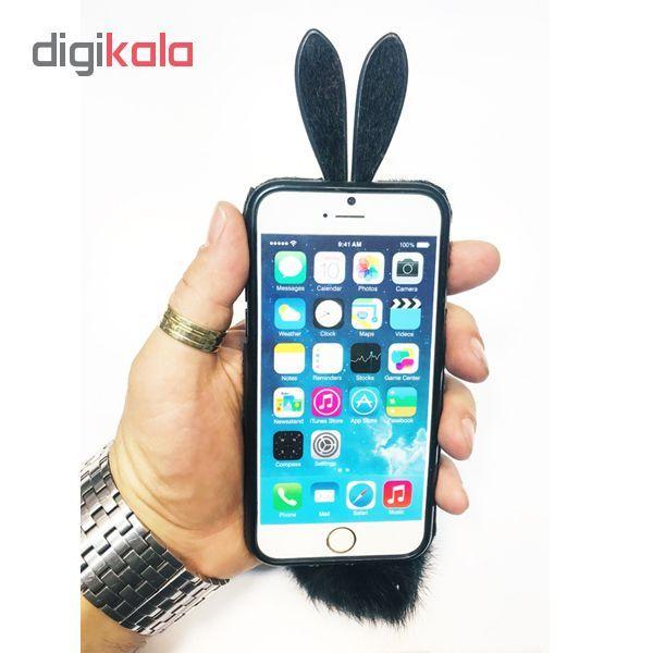 کاور مدل رابیت مناسب برای گوشی موبایل آیفون 6/6S main 1 6