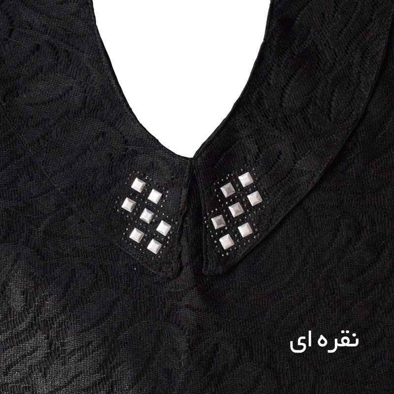 یقه حجاب حجاب فاطمی کد gi3240