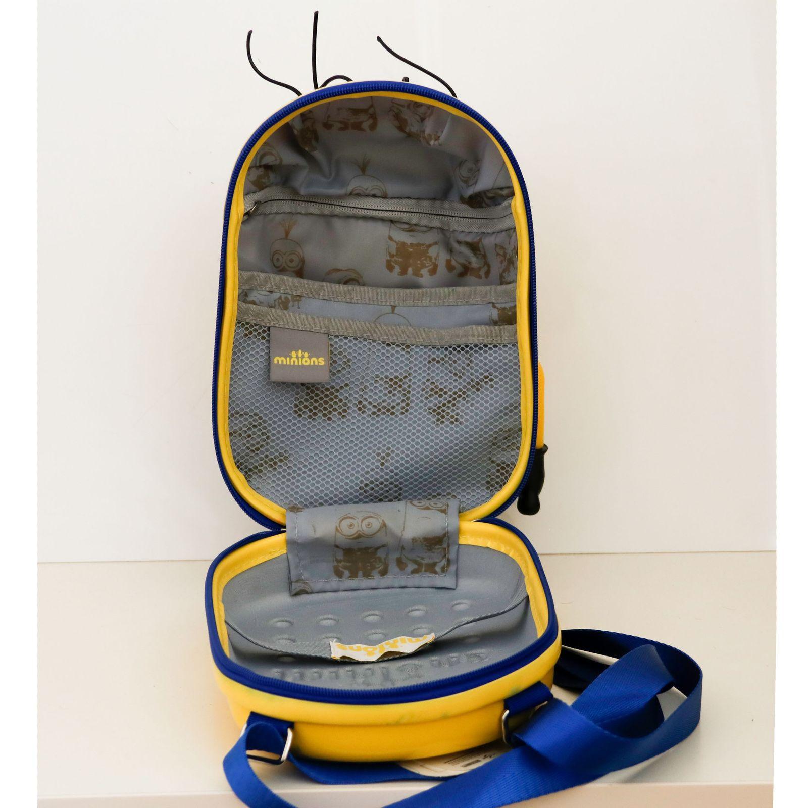 کوله پشتی بچگانه طرح مینیون کد GH7070 -  - 3