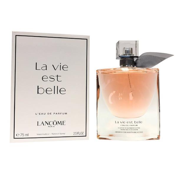تستر ادو پرفیوم زنانه لانکوم مدل La Vie Est Belle L Eau de Parfum Intense حجم 75 میلی لیتر
