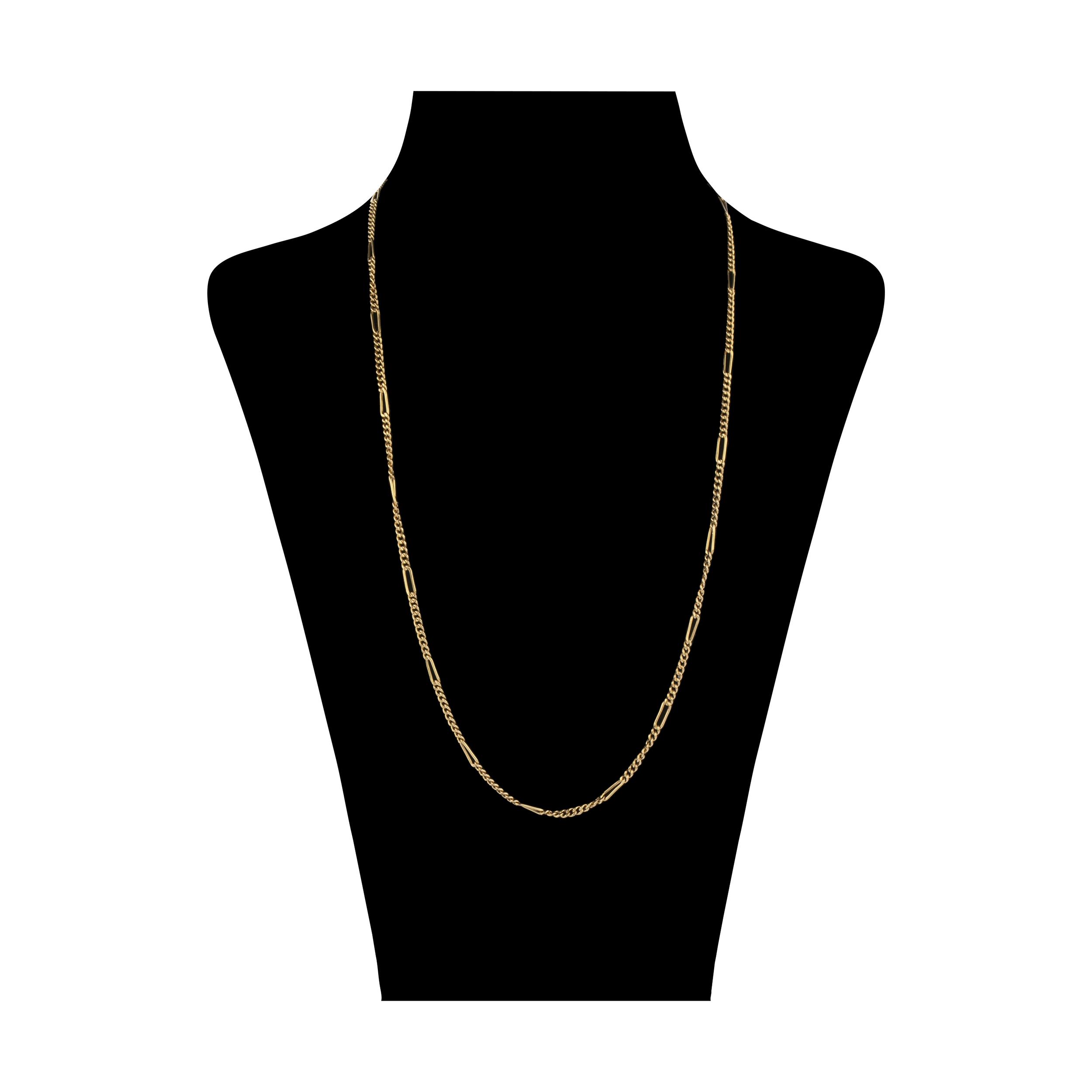 زنجیر طلا 18 عیار زنانه مایا ماهک مدل MM1073