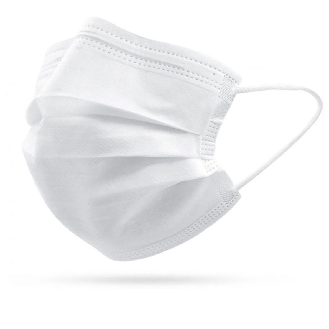 ماسک تنفسی دیباسان مدل sm31 بسته 50 عددی