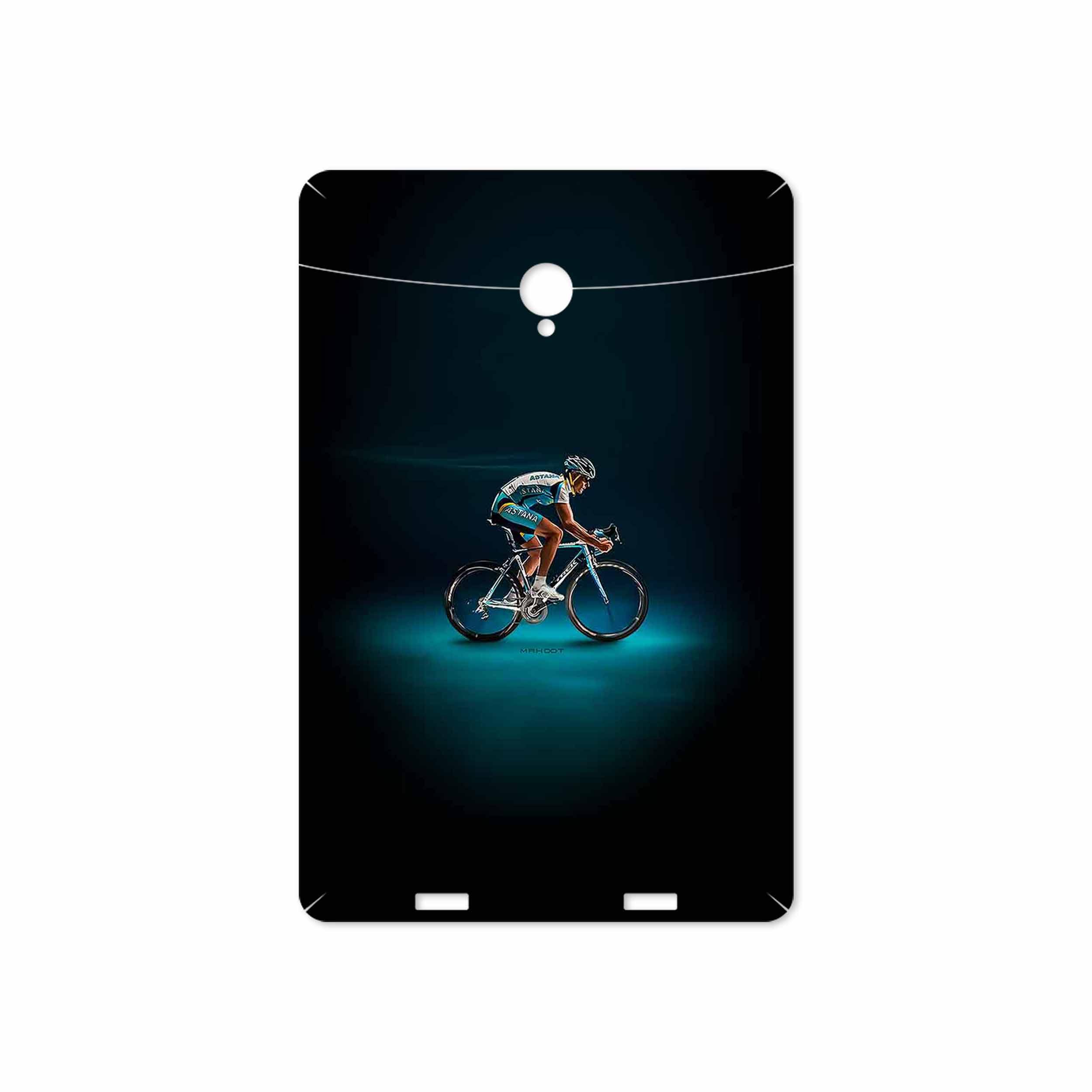 بررسی و خرید [با تخفیف]                                     برچسب پوششی ماهوت مدل Road cycling مناسب برای تبلت وریکو Unipad                             اورجینال