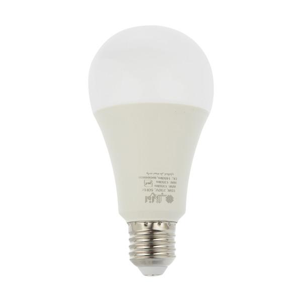 لامپ ال ای دی 15 وات افراتاب کد 64080 پایه E27