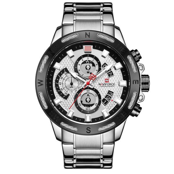 ساعت مچی دیجیتال مردانه نیوی فورس مدل 9165 S/W