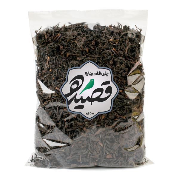 چای قلم بهاره ایرانی قصیده - 500 گرم