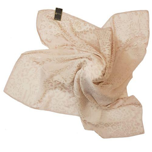 روسری میسرلی طرح پلنگی کد RM90043