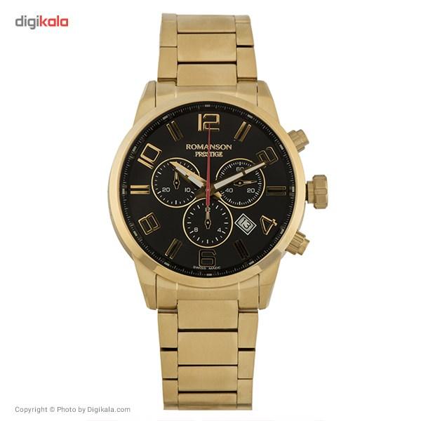 خرید ساعت مچی عقربه ای مردانه رومانسون مدل TM3259HM1GA31G