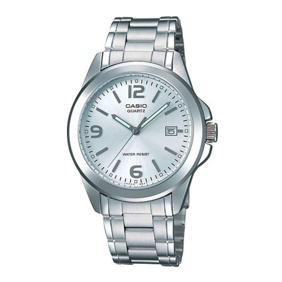 ساعت مچی عقربه ای مردانه کاسیو مدل MTP-1215A-7ADF