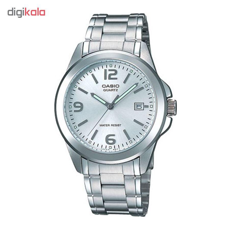 کد تخفیف                                      ساعت مچی عقربه ای مردانه کاسیو مدل MTP-1215A-7ADF