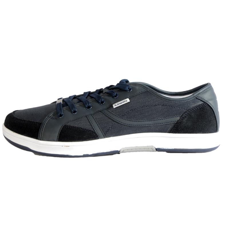 کفش پیاده روی مردانه کینتیکس مدل Belgar رنگ سرمه ای