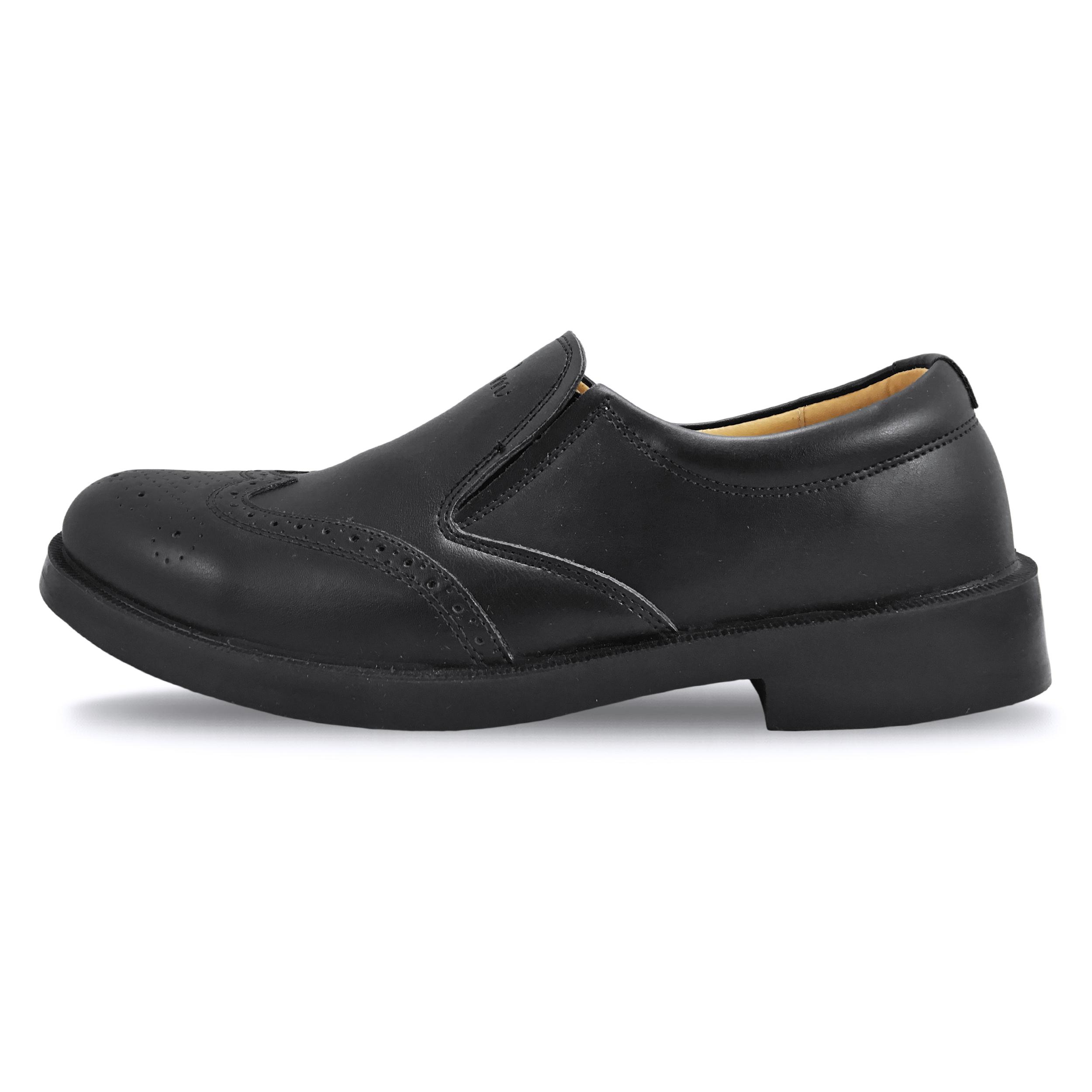 عکس کفش مردانه الهام  کد 3607