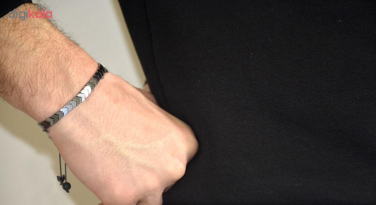 دستبند گالری میشکا کد 5464 -  - 5