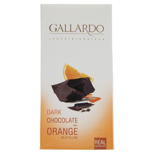 شکلات تلخ با مغزی ژله ای پرتغالی فرمند سری گالارد مقدار 100گرم