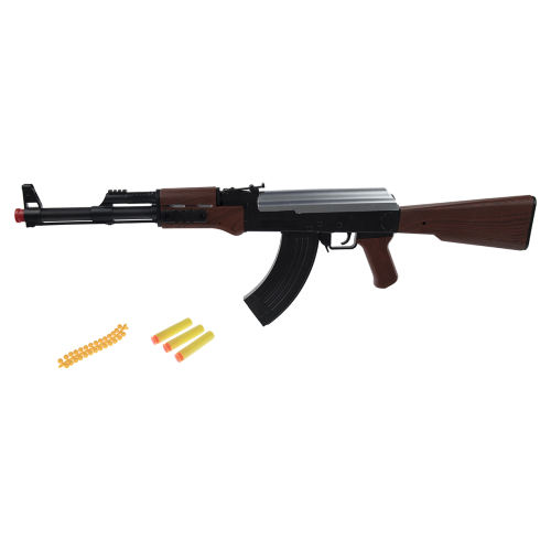 تفنگ اسباب بازی مدل مسلسل