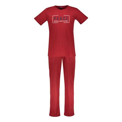 تصویر ست تی شرت و شلوار مردانه جامه پوش آرا مدل 4031016455-72