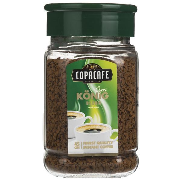 قهوه فوری کوپا مدل کونیگ مقدار 90 گرم