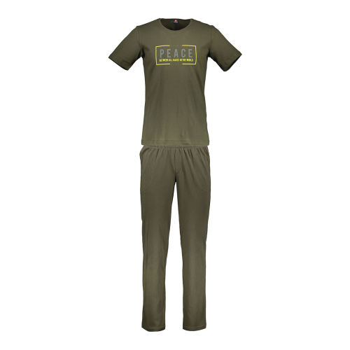ست تی شرت و شلوار مردانه جامه پوش آرا مدل 4031016455-43