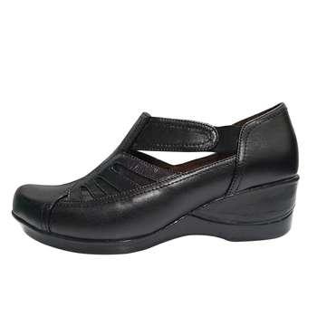 کفش طبی  زنانه روشن مدل 495 کد 01 |