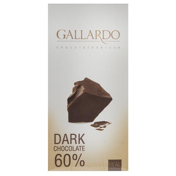 شکلات تلخ 60 درصد فرمند سری گالارد مقدار 100گرم