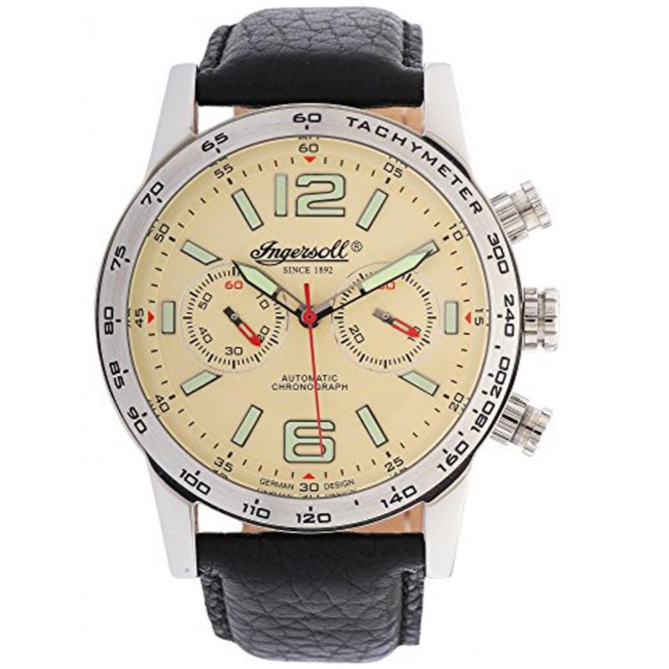 ساعت مچی عقربه ای مردانه اینگرسل مدل IN4606CR 45