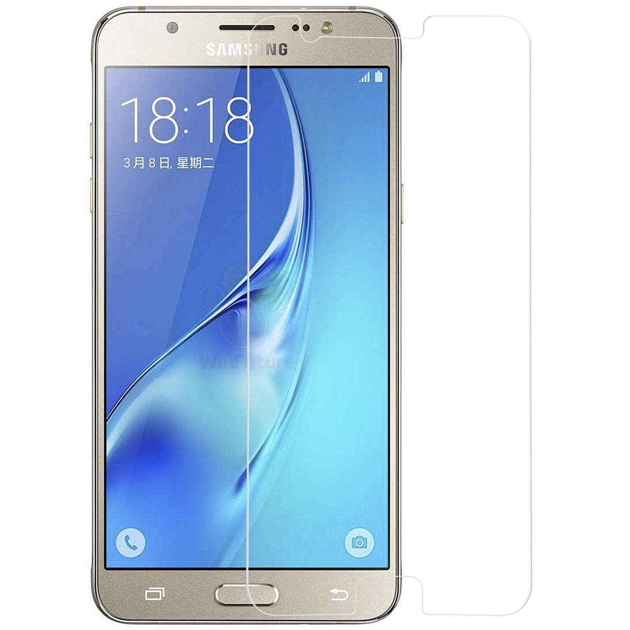 محافظ صفحه نمایش شیشه ای ریمکس مدل Tempered مناسب برای گوشی موبایل  سامسونگ Galaxy J5 2016              ( قیمت و خرید)