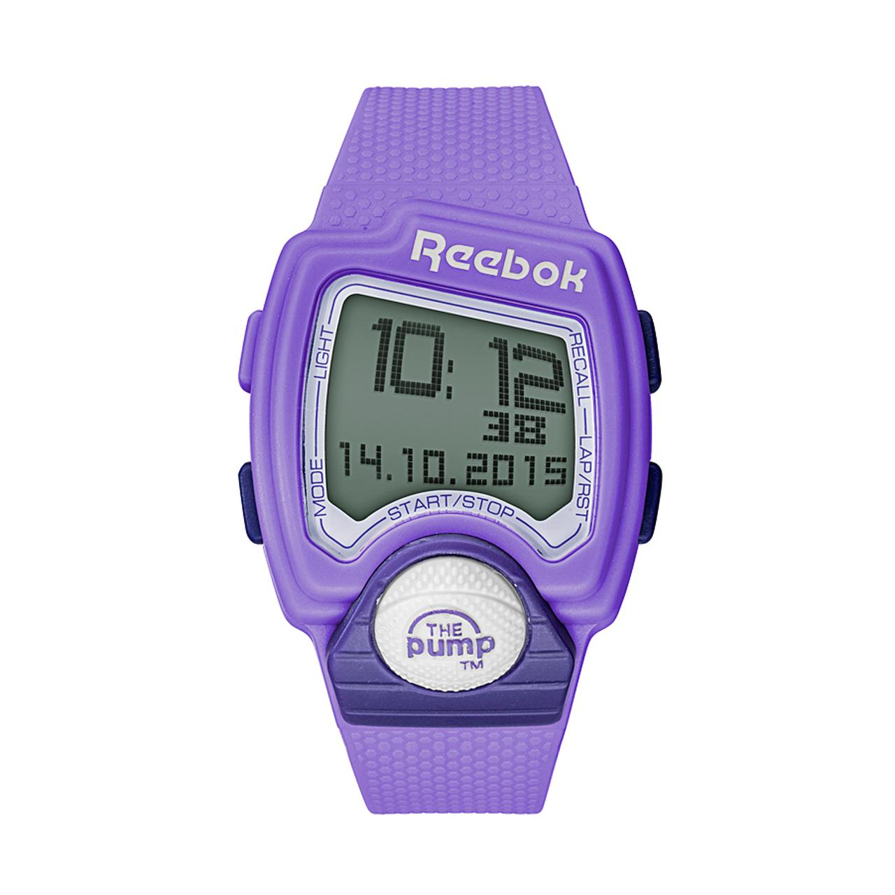 ساعت مچی دیجیتال ریباک مدل RC-PLI-G9-PUPU-WP 25
