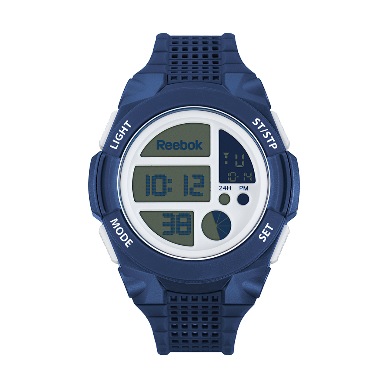 ساعت مچی دیجیتال مردانه ریباک مدل RF-WAT-U9-PLIL-WL 4