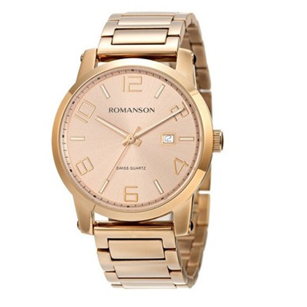 ساعت مچی عقربه ای مردانه رومانسون مدل TM0334MM1RAC6R 34