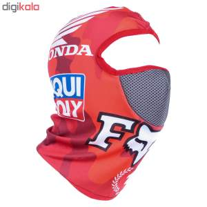 فیس موتور سواری فاکس مدل F14
