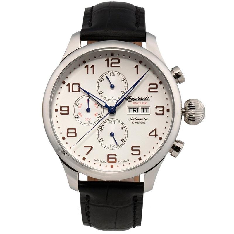 ساعت مچی عقربه ای مردانه اینگرسل مدل IN3900SL 27