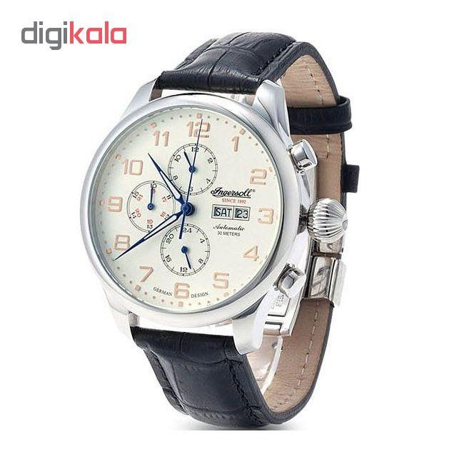 ساعت مچی عقربه ای مردانه اینگرسل مدل IN3900SL