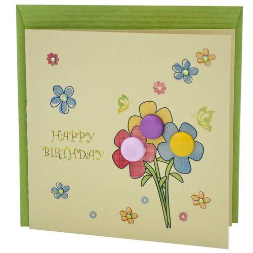 کارت تبریک آرا کادو مدل تولد کد 10