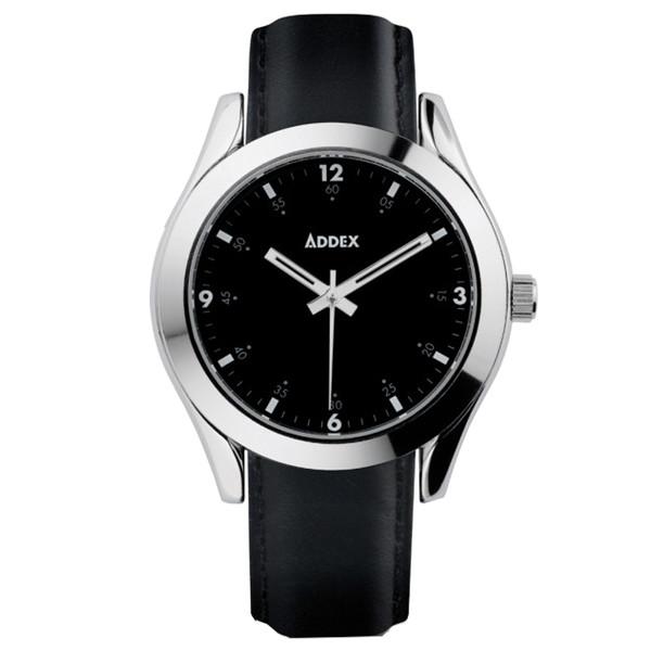 ساعت مچی عقربه ای مردانه ادکس مدل Black M56