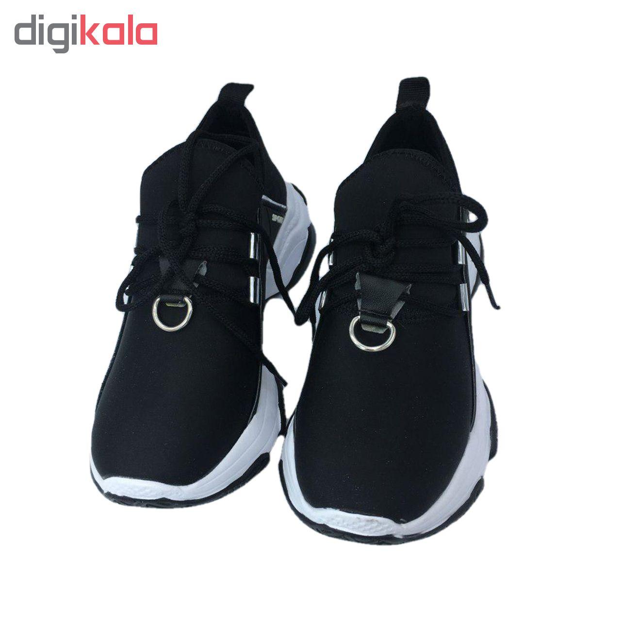 کفش ورزشی زنانه فندی کد 0801