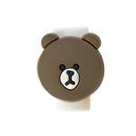 محافظ کابل شارژر مدل Bear-Brown thumb