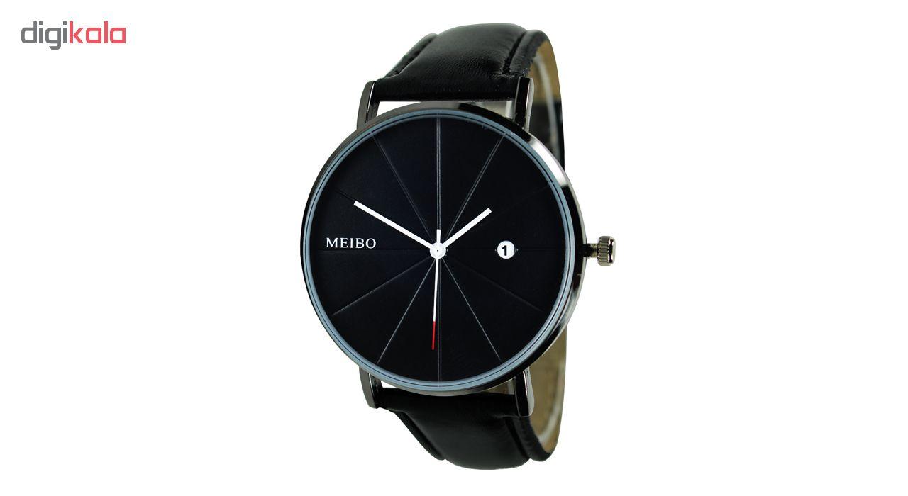 خرید ساعت مچی عقربه ای مردانه و زنانه میبو مدل Series 5-15 | ساعت مچی