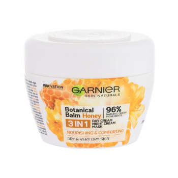 کرم آبرسان گارنیه مدل Botanical Balm Honey حجم 150 میلی لیتر