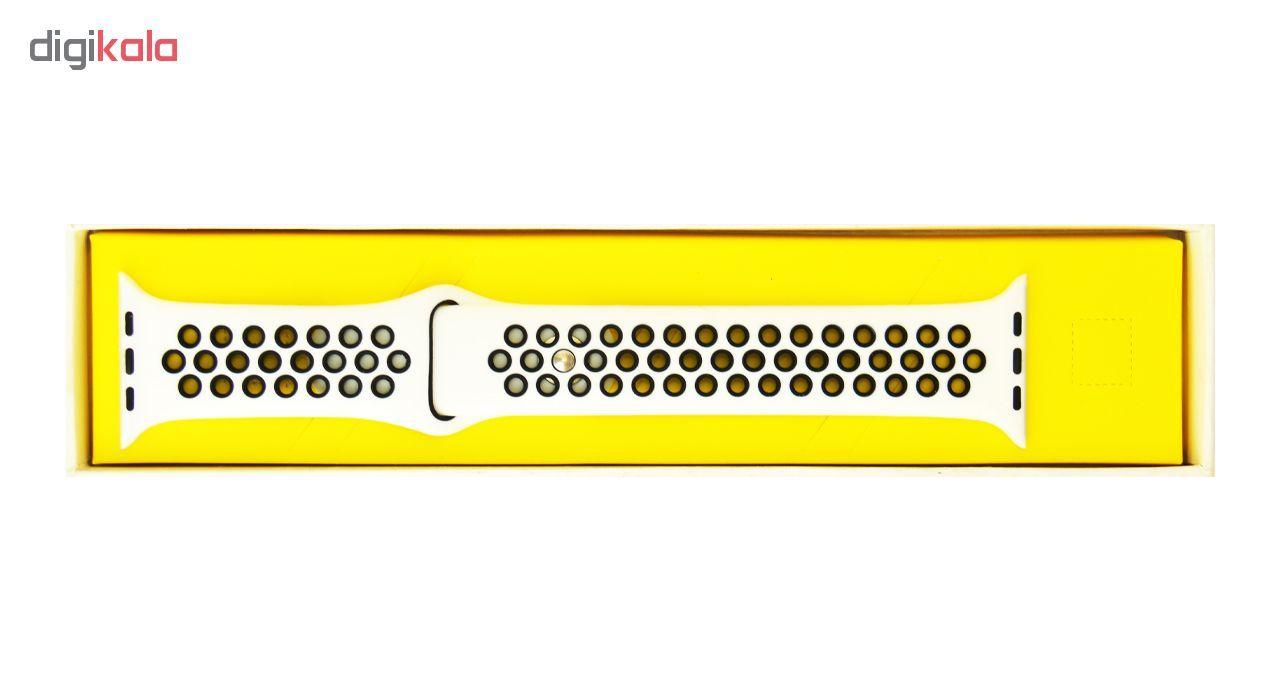 بند طرح Nk-B مناسب برای اپل واچ 42 میلی متری main 1 7