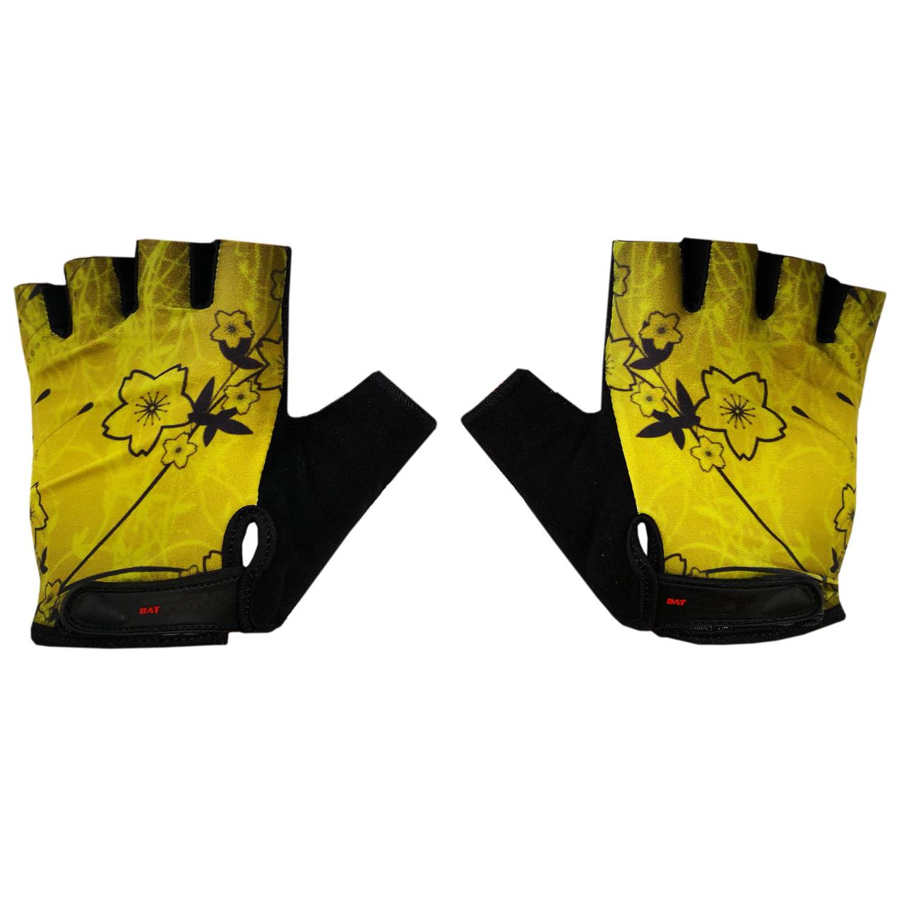 دستکش بدنسازی بت مدل FlowerZ1