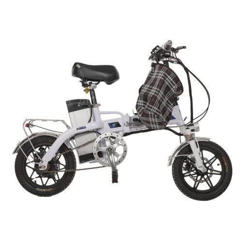 دوچرخه برقی بیشل اسپرت مدل YK-D8 سایز 14