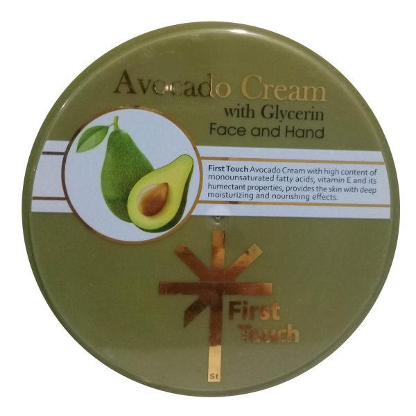 کرم مرطوب کننده فرست تاچ مدل Avocado حجم 150 میلی لیتر