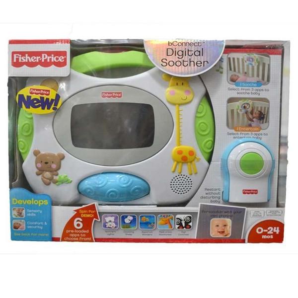 اویز تخت کودک فیشر پرایس مدل دیجیتال 711