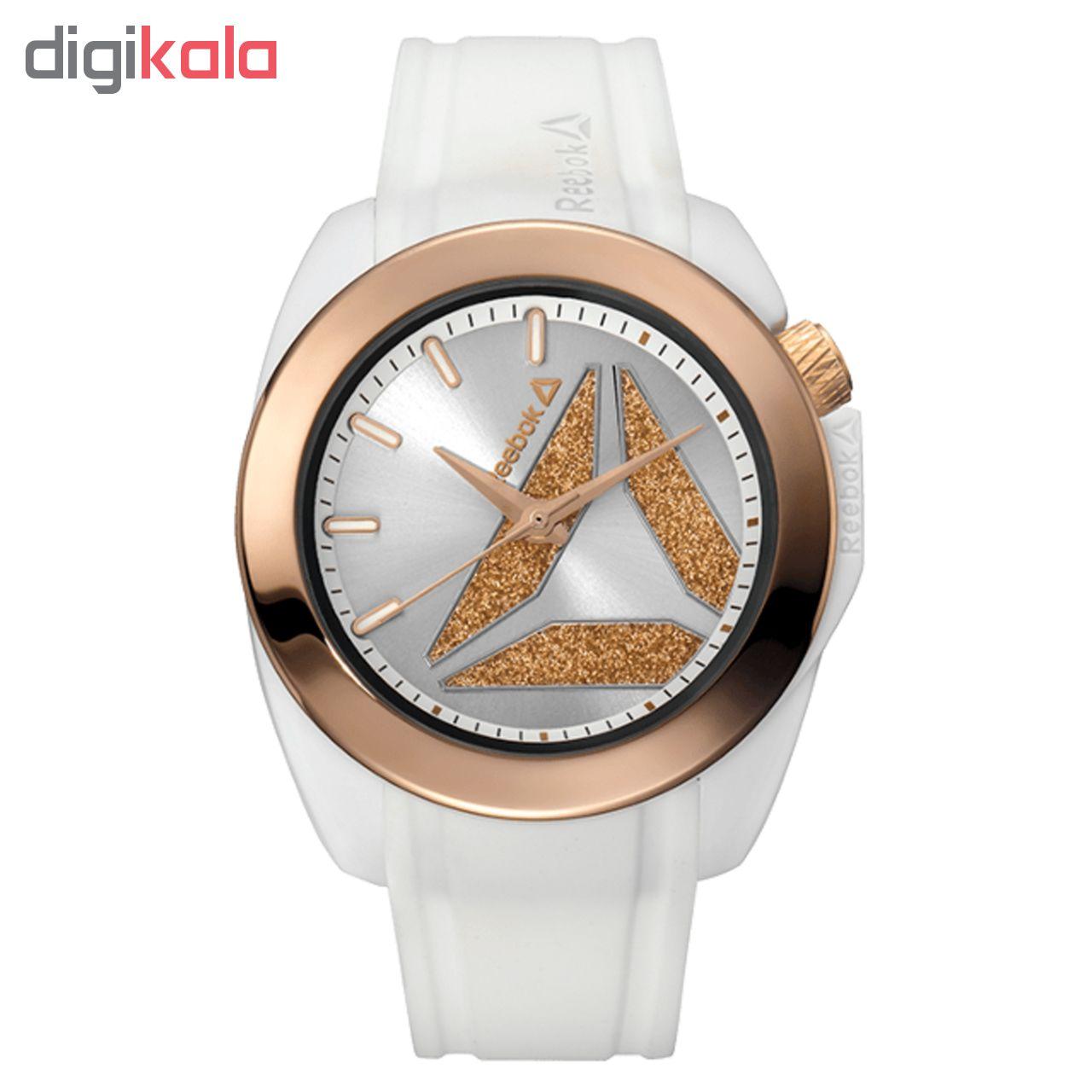 ساعت زنانه برند ریباک مدل RD-DIA-L2-PWIW-13