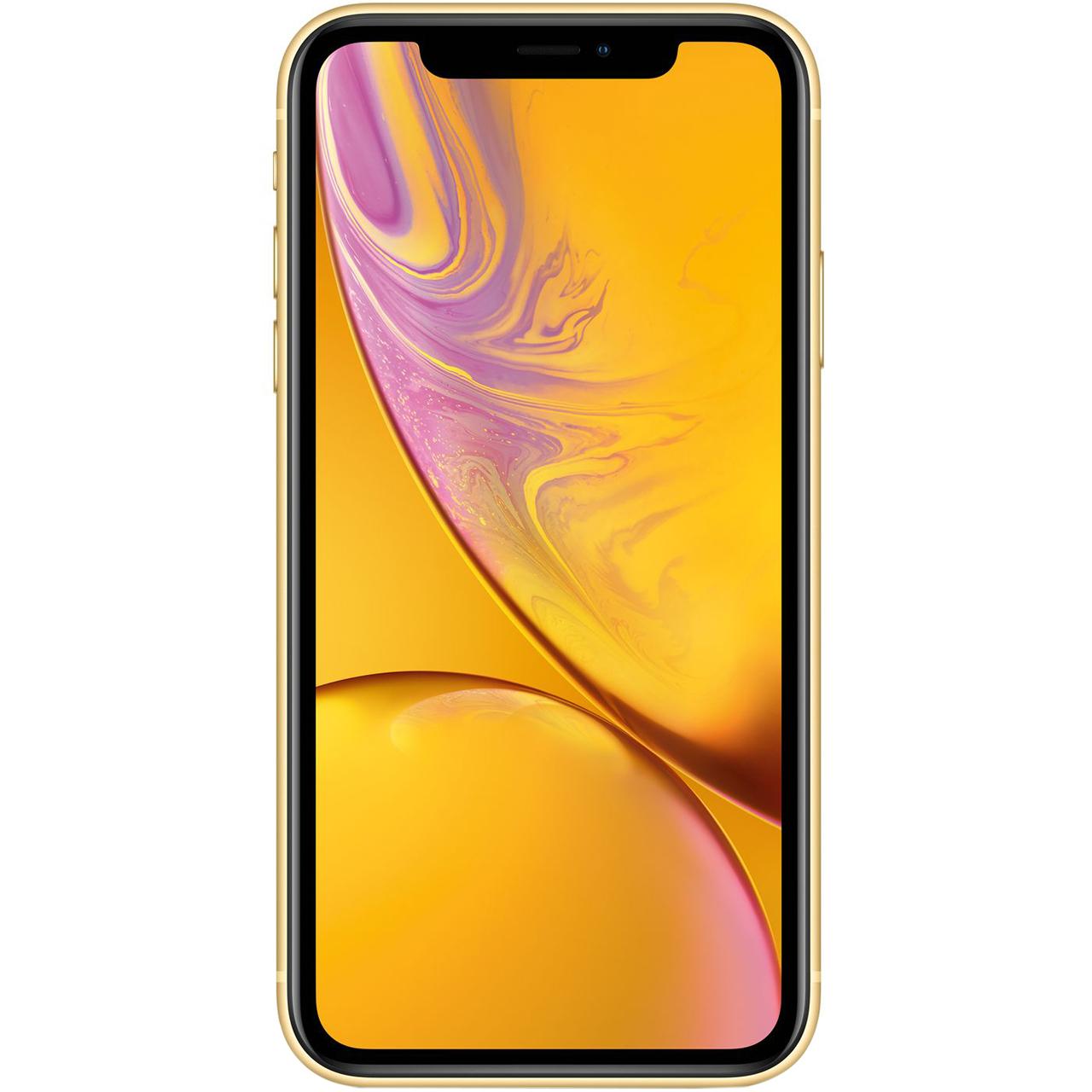 گوشی موبایل اپل مدل iPhone XR دو سیم کارت ظرفیت 64 گیگابایت | Apple iPhone XR Dual SIM 64GB Mobile Phone