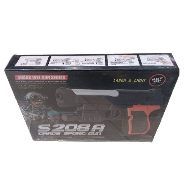 تفنگ بازیمدل s208a